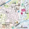 2LDK Apartment to Rent in Minato-ku Map