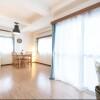 2LDK Apartment to Rent in Kita-ku Living Room