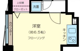 1R Apartment in Kameari - Katsushika-ku