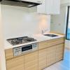 2LDK Apartment to Rent in Bunkyo-ku Kitchen