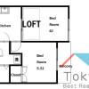 2K Apartment to Rent in Suginami-ku Floorplan