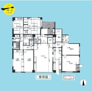 6LDK {building type} in Mejiro - Toshima-ku Floorplan