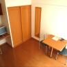 1K Apartment to Rent in Kyoto-shi Fushimi-ku Living Room