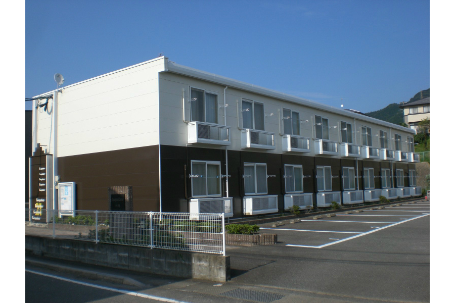 1K Apartment to Rent in Kasuya-gun Sue-machi Exterior
