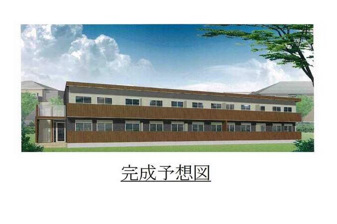 1LDK Apartment to Rent in Yokohama-shi Hodogaya-ku Exterior