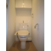 1LDK Apartment to Rent in Shinagawa-ku Toilet
