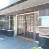 1K Apartment to Rent in Koto-ku Building Entrance