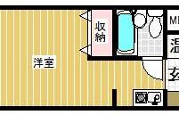 1R {building type} in Torikai - Fukuoka-shi Chuo-ku