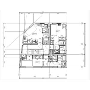 1R {building type} in Higashinippori - Arakawa-ku Floorplan