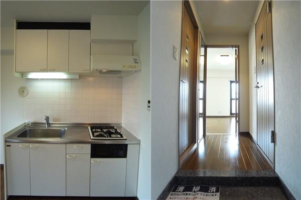 1R Apartment to Rent in Nerima-ku Interior
