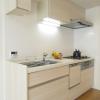 在大田區購買2DK 公寓大廈的房產 廚房