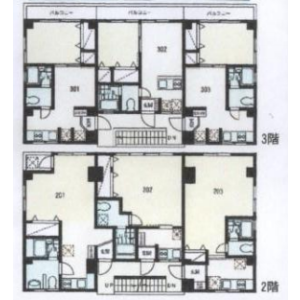 Whole Building {building type} in Kugahara - Ota-ku Floorplan