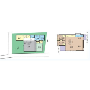 3SLDK House in Shimizucho - Itabashi-ku Floorplan