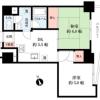 2DK Apartment to Buy in Adachi-ku Floorplan