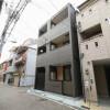 1LDK Apartment to Rent in Osaka-shi Minato-ku Exterior