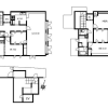4SLDK Town house to Rent in Minato-ku Floorplan