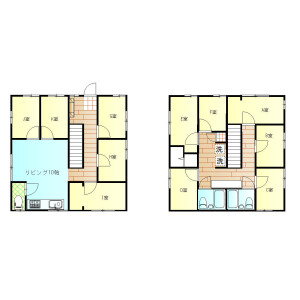 - Guest House in Toshima-ku Floorplan