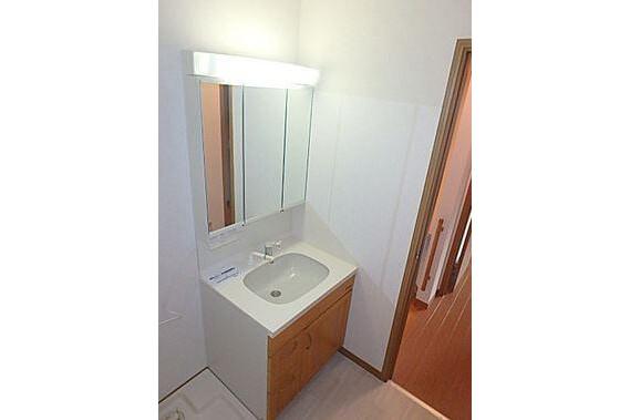 2LDK Terrace house to Rent in Nagoya-shi Higashi-ku Washroom
