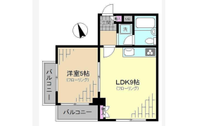 1LDK Mansion in Takaidohigashi - Suginami-ku