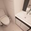 1R Apartment to Rent in Koto-ku Toilet