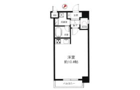 港区南青山-1K公寓大厦