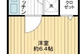 1K {building type} in Imaizumi - Fukuoka-shi Chuo-ku