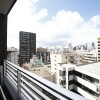 1R Apartment to Buy in Osaka-shi Chuo-ku Balcony / Veranda