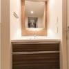 1SLDK Apartment to Rent in Minato-ku Washroom