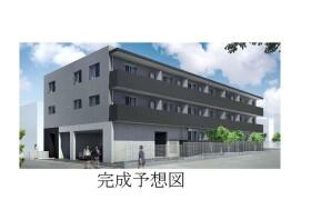 川崎市幸区南加瀬-1LDK公寓大厦
