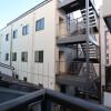 1DK Apartment to Rent in Kawasaki-shi Nakahara-ku Balcony / Veranda