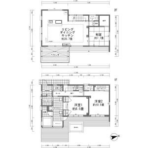 3LDK {building type} in Miyashita - Ashigarashimo-gun Yugawara-machi Floorplan