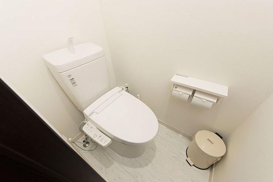 Private Guesthouse to Rent in Nerima-ku Toilet