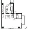 在港區購買1SLDK 公寓大廈的房產 房間格局