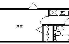 1R Apartment in Haruyoshi - Fukuoka-shi Chuo-ku