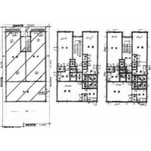 Whole Building {building type} in Fushiko 1-jo - Sapporo-shi Higashi-ku Floorplan
