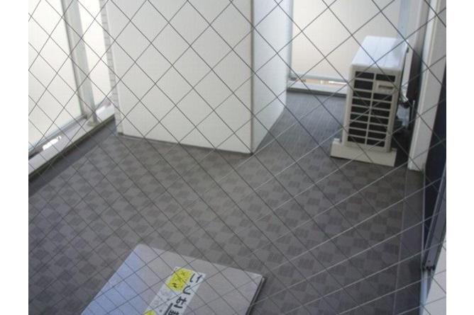1LDK Apartment to Rent in Nagoya-shi Naka-ku Balcony / Veranda