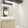 1LDK Apartment to Rent in Shibuya-ku Washroom