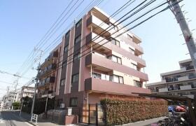 3DK Mansion in Shimorenjaku - Mitaka-shi