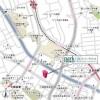 1LDK Apartment to Rent in Shinagawa-ku Map
