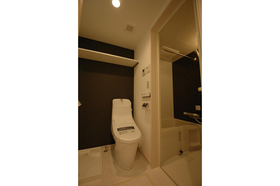 Whole Building Apartment to Buy in Ota-ku Toilet