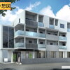 1LDK Apartment to Rent in Chiyoda-ku Exterior