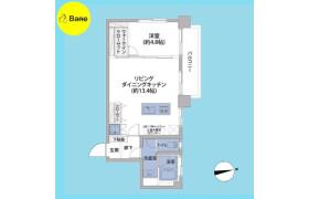 新宿區二十騎町-1LDK{building type}