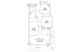 名古屋市東区 - 山口町 公寓 3LDK