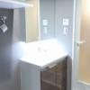 在江東區內租賃2LDK 公寓大廈 的房產 盥洗室