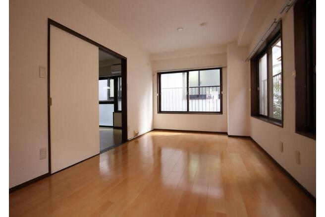 2DK Apartment to Rent in Minato-ku Bedroom