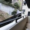 在澀谷區內租賃2LDK 公寓大廈 的房產 陽台