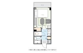 1K Mansion in Shimocho - Saitama-shi Omiya-ku