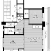 3DK Apartment to Rent in Ena-shi Floorplan