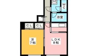 1LDK {building type} in Minoshima - Fukuoka-shi Hakata-ku