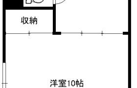 新宿区富久町-1DK{building type}